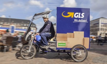 GLS introduces eBikes to Darmstadt