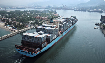 Maersk and IBM launch blockchain-based cross-border supply chain solution