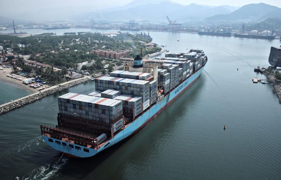 Maersk and IBM launch blockchain-based cross-border supply chain solution