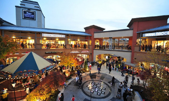 Korean shopping mall launches international delivery service
