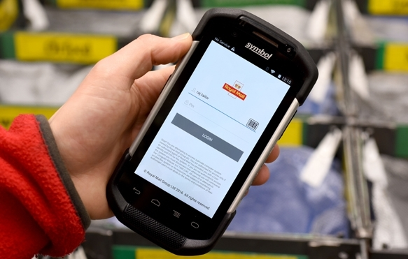 Royal Mail PDA roll-out continues