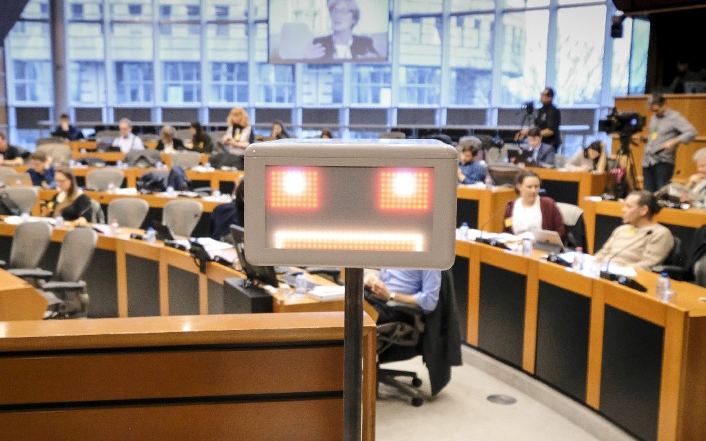 MEPs to vote on EU robot rules next week