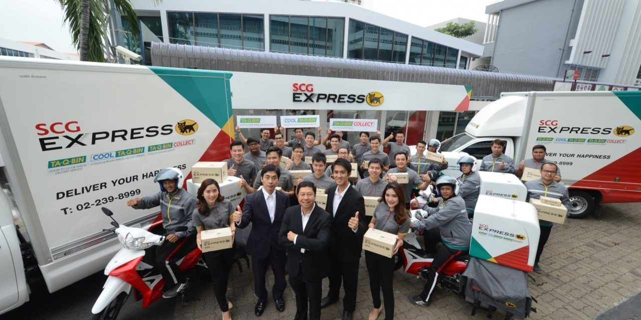 SCG and Yamato team up for parcel delivery service