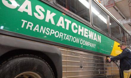 "Saskatchewan Transportation Company is being ""wound down"""