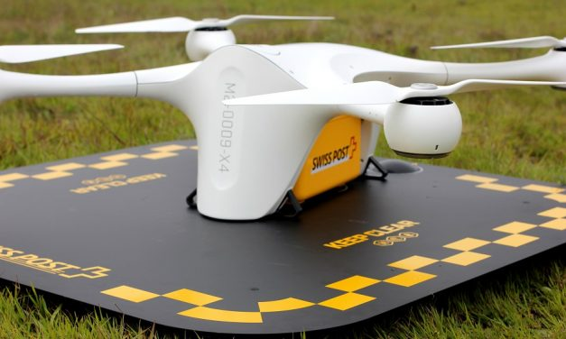 Swiss Post planning to use drones for lab sample deliveries