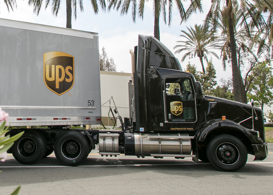 UPS unveils CNG and LNG fuelling plans