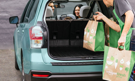 AmazonFresh Pickup service launches in Seattle