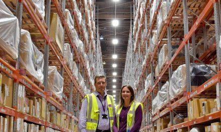 ArrowXL expands capacity at Wigan hub