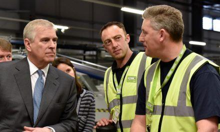 Asda showcases new Warrington warehouse