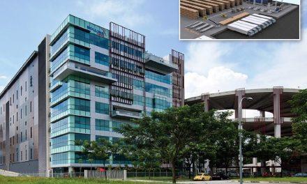 Bolloré plans Singapore automated logistics facility