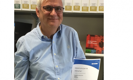 Europa Worldwide awarded Health and Safety accreditation