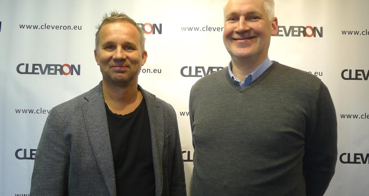 New CEO for Cleveron