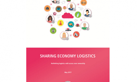 Sharing and shaking up logistics