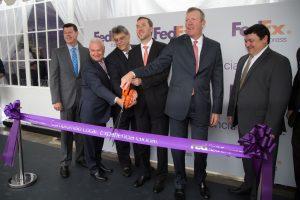 FedEx inaugurates Panama facility