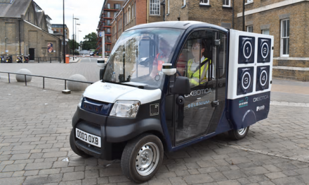 Autonomous grocery delivery trials begin in Greenwich