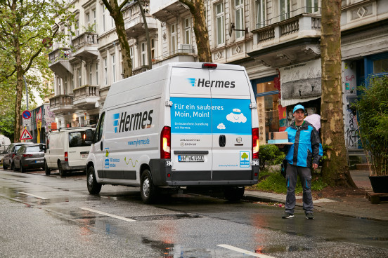Life as a Hermes driver: 'They offload all the risk on to the courier' One man's experience of the exhausting and poorly paid work on offer at the online delivery group Mat Heywood.