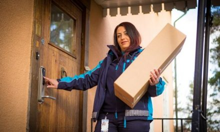 """PostNord launches """"in-door deliveries"""" service"""