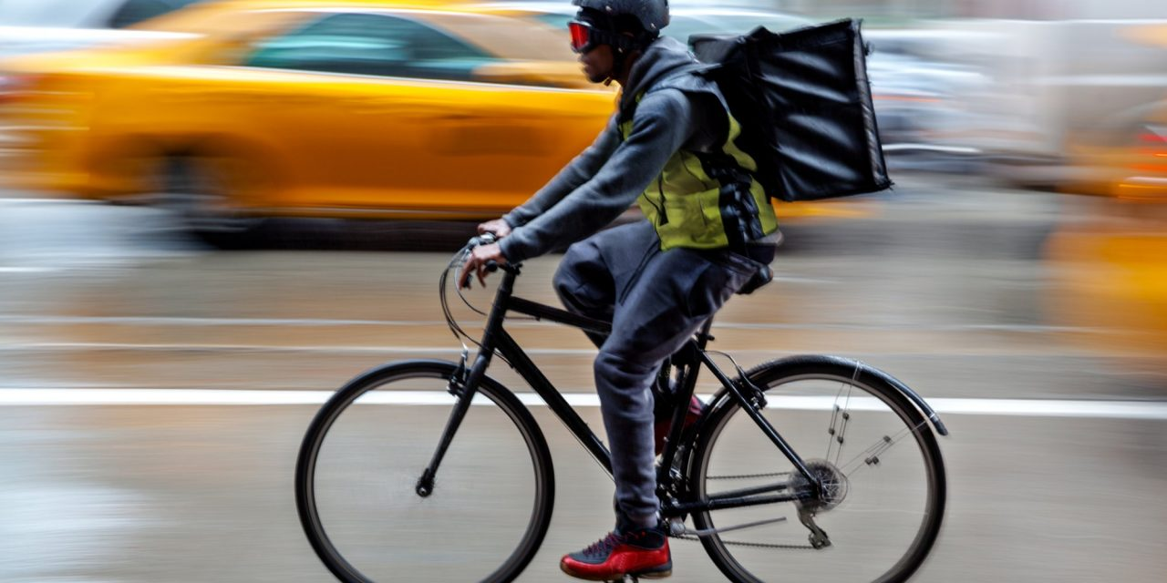 Urban Deliveries – The Inner City Challenge