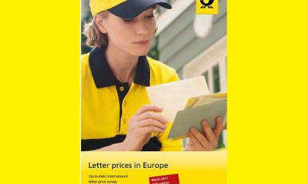 Deutsche Post DHL publishes postage rate comparisons