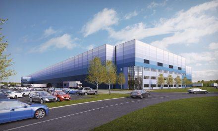 New warehouse at Magna Park