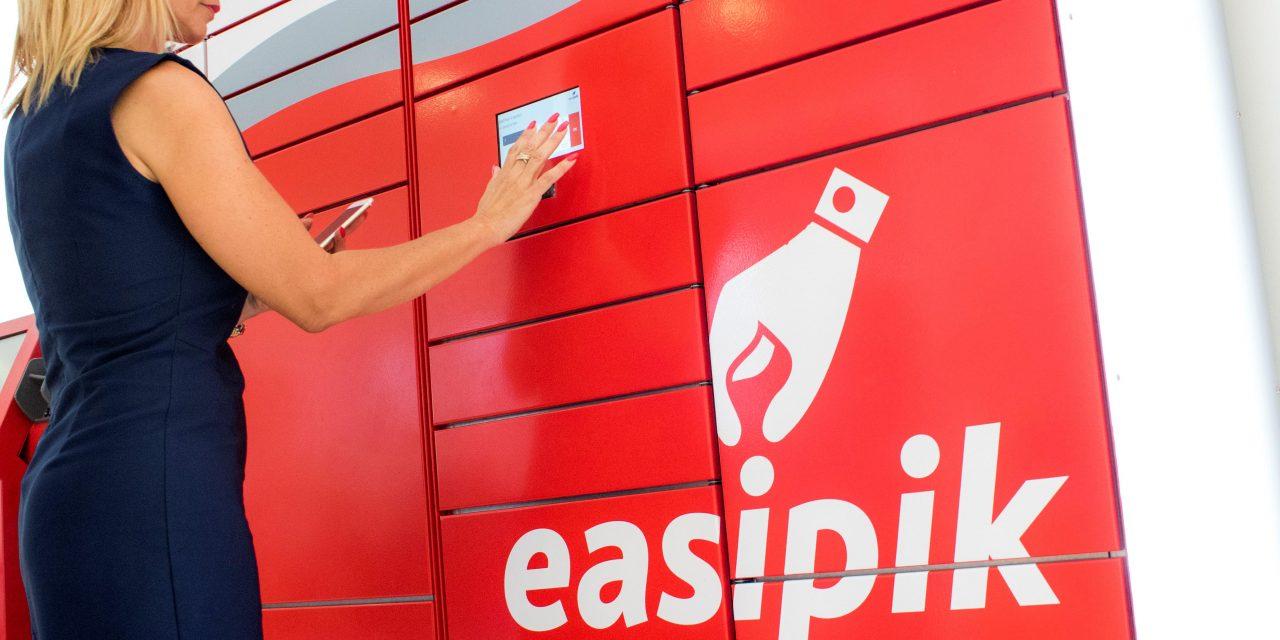 MaltaPost extends Easipik Parcel Locker service