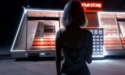 Autonomous, staffless, mobile grocery store launches in Shanghai