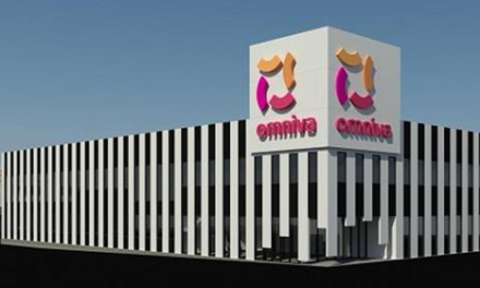 Omniva buys sorting line for new logistics centre