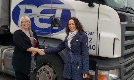 PET Warehousing joins Palletways