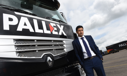 PallEx flags up prospect of post-Brexit driver shortage