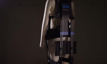 """Lowe's and Virginia Tech develop """"exosuit"""" for retail and warehouse staff"""