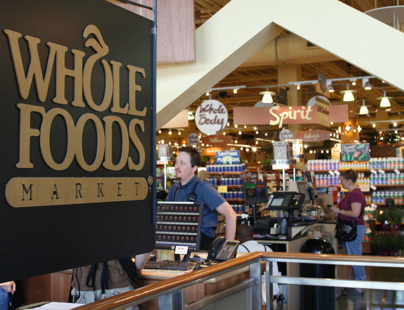 Amazon to buy Whole Foods Market in $13.7bn deal