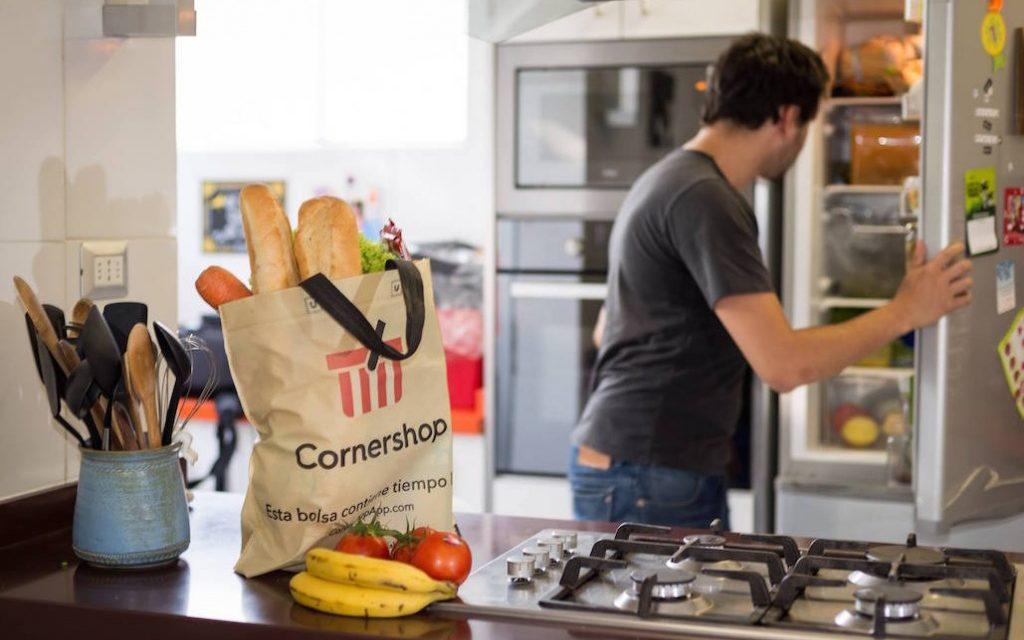 Grocery delivery app Cornershop raises $21m