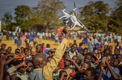 Humanitarian drone testing corridor launched in Malawi