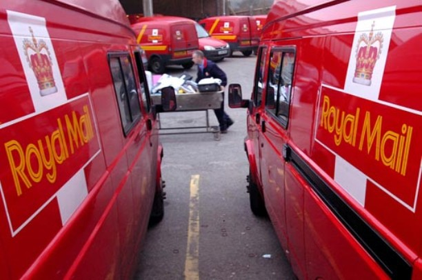 Royal Mail on track for 2019-20