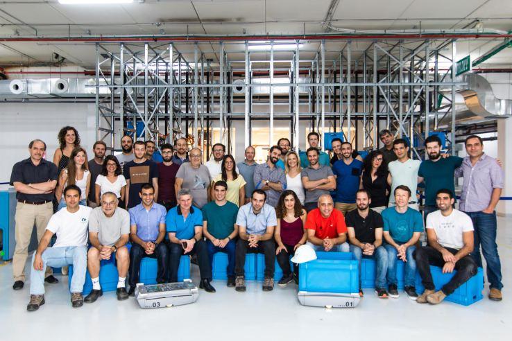 CommonSense Robotics raises $6m in seed funding