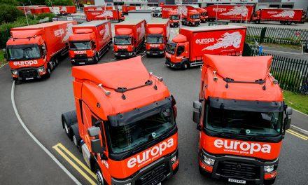 Europa invests £2m in growing fleet