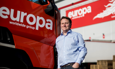 "Europa Worldwide Group ""officially on the acquisition trail"""