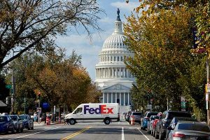 FedEx and UPS CEOs call for US policy changes