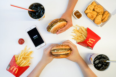 McDelivery comes to Canada