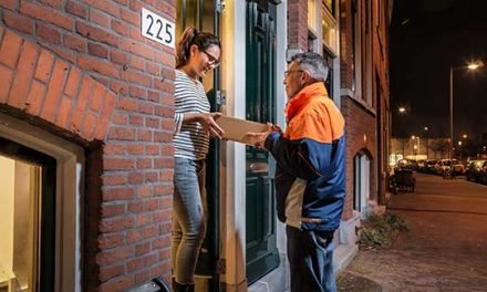 """PostNL starts """"delivery by appointment"""""""
