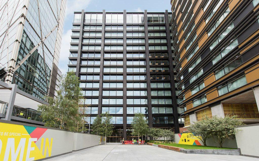Amazon Opens New Uk Head Office Post Parcel