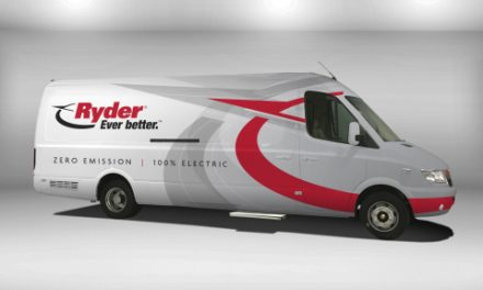 Ryder partners with electric vehicle maker Chanje