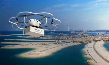 Dubai drone partners