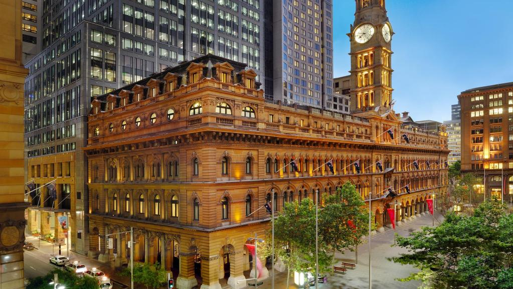 Australia Post completes Sydney GPO sale