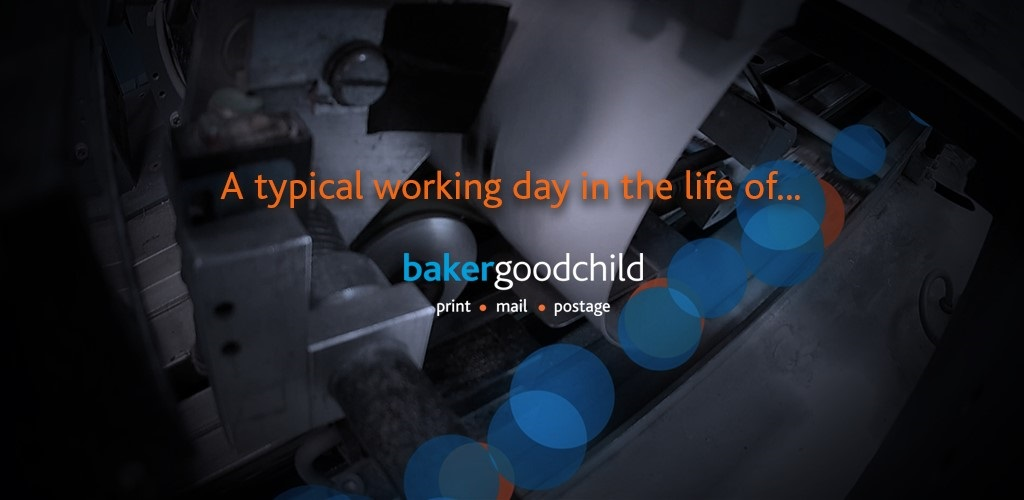 A day in the life of ….