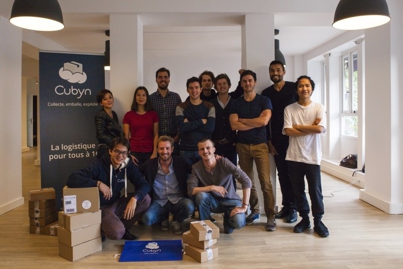 1st mile logistics company Cubyn raises $7m in series A round
