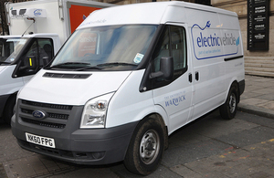 "UK Government incentivising ""cleaner and greener"" vans"