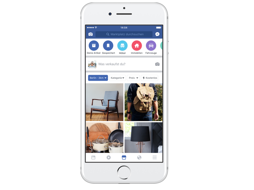 Facebook Marketplace expanding to more European countries