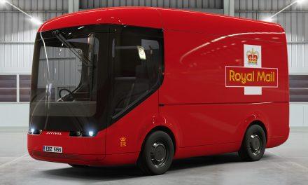 Royal Mail testing electric vans