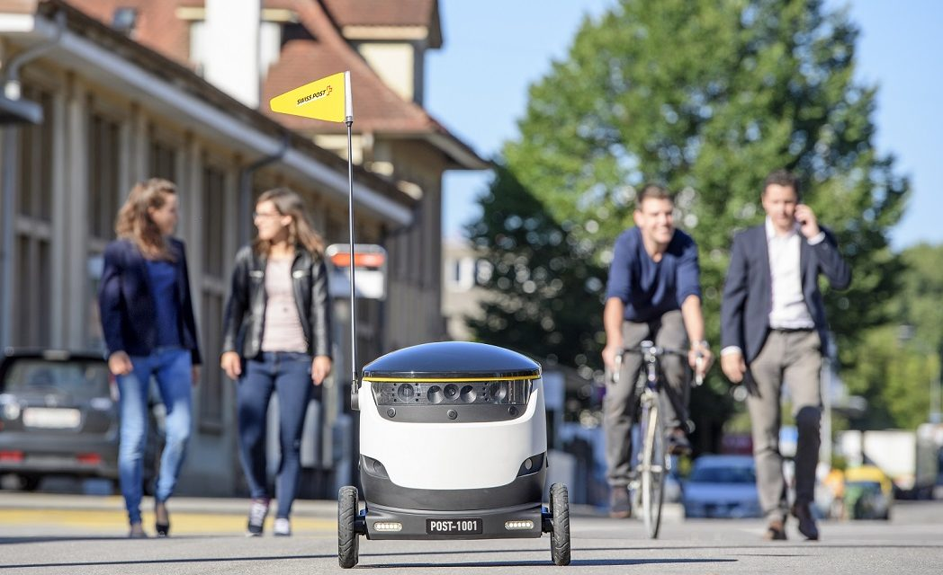 Starship launches autonomous delivery services to Milton Keynes